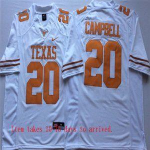 Texas Longhorns Earl Campbell Jersey